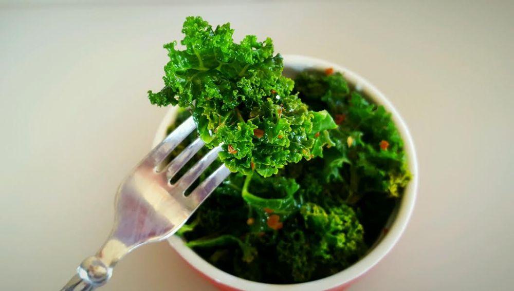 Finished Kale photo